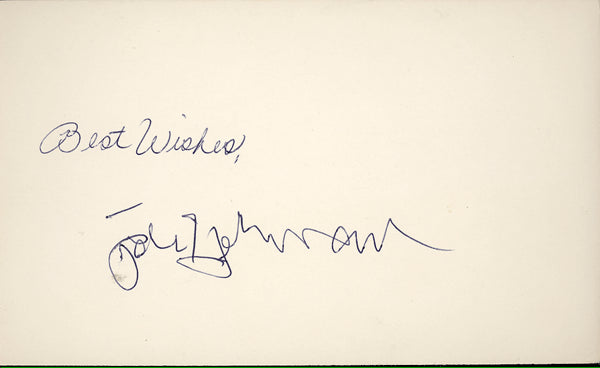 HERMAN, PETE INK SIGNATURE