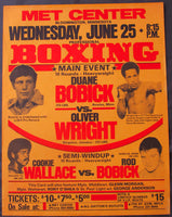 BOBICK, DUANE-OLIVER WRIGHT ON SITE POSTER (1975)