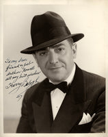 BALOGH, HARRY SIGNED PHOTO