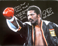 PRYOR, AARON SIGNED LARGE FORMAT PHOTO