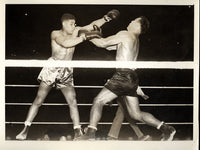 LOUIS, JOE-PRIMO CARNERA WIRE PHOTO (1935)