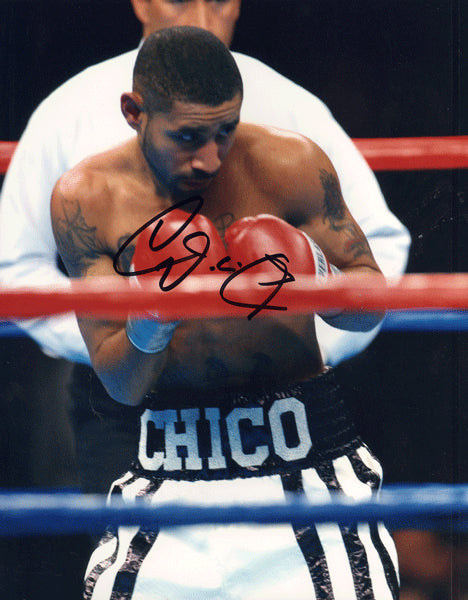 CORRALES, DIEGO SIGNED PHOTO