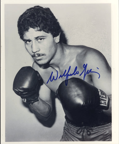 GOMEZ, WILFREDO SIGNED PHOTO (JIM STINSON LOA)