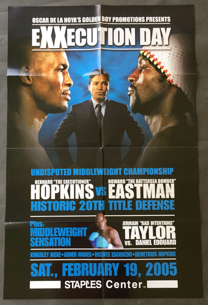 HOPKINS, BERNARD-HOWARD EASTMAN ON SITE POSTER (2005)