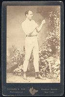 COBURN, JOE CABINET CARD