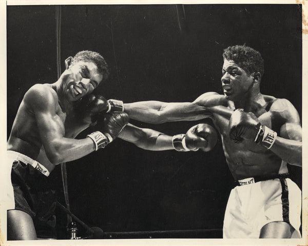 PATTERSON, FLOYD-WILLIE TROY ORIGINAL PHOTO (1955)