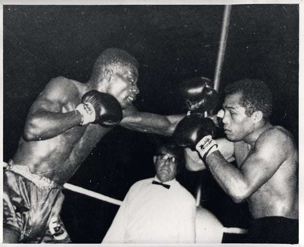 RAMOS, SUGAR-FLOYD ROBERTSON WIRE PHOTO (1964)