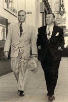 WALKER, MICKEY SIGNED PHOTO