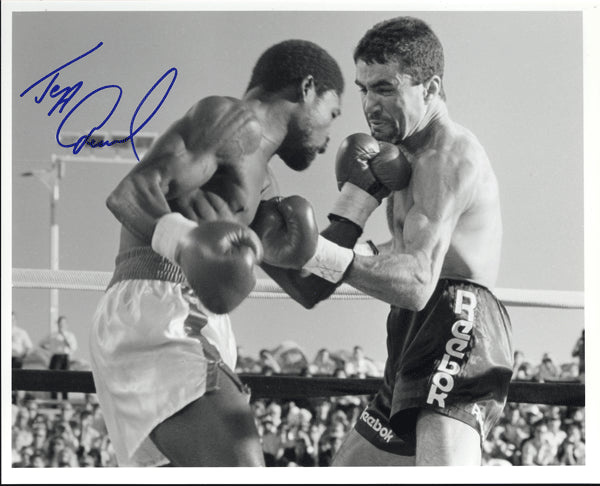 FENECH, JEFF SIGNED PHOTO (STINSON LOA)