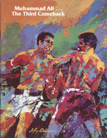 ALI, MUHAMMAD THE THIRD COMEBACK (1978-PRE SPINKS II)