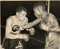 RAMOS, SUGAR-JOE RAFIU KING WIRE PHOTO (1963)