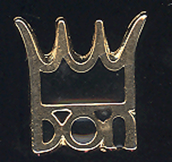 KING PRODUCTION, DON SOUVENIR PIN