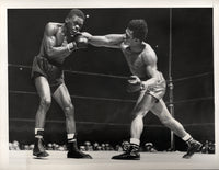 WILLIAMS, IKE-CLEO SHANS WIRE PHOTO (1944-6TH ROUND)