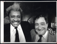 KING, DON & BOB ARUM ORIGINAL PHOTO