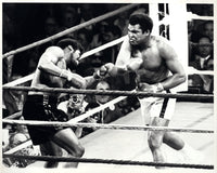 ALI, MUHAMMAD-LEON SPINKS I WIRE PHOTO (1978)