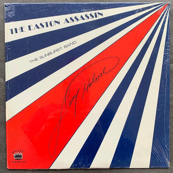 HOLMES, LARRY: THE EASTON ASSASSIN ORIGINAL SEALED RECORD (1982)