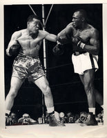 LOUIS, JOE-JERSEY JOE WALCOTT I WIRE PHOTO (1947)