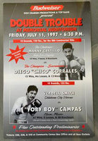 CORRALES, DIEGO-MANNY CASTILLO ON SITE POSTER (1997)