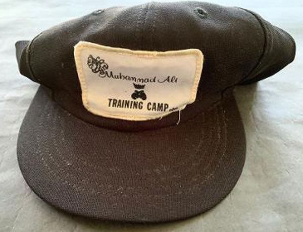 ALI, MUHAMMAD TRAINING CAMP  HAT (WALI MUHAMMAD)