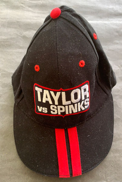 TAYLOR, JERMAIN-CORY SPINKS SOUVENIR HAT (2007)