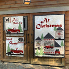 All Roads Lead Home Banners Digital Pattern