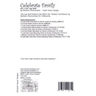 Celebrate Family Digital Pattern
