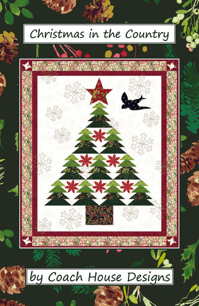 Christmas in the Country (Clothworks) Digital Pattern