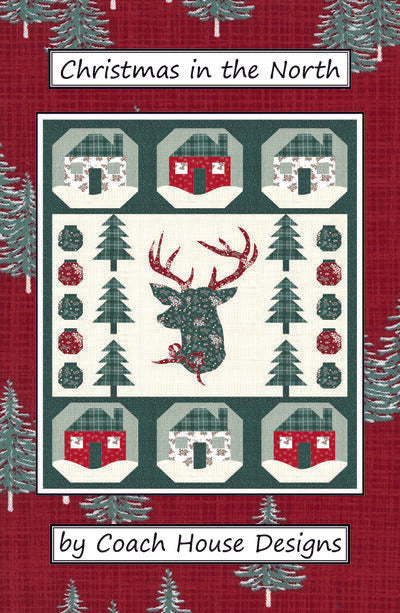 Christmas in the North Digital Pattern