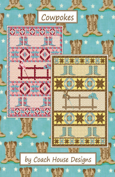 Cowpokes Digital Pattern