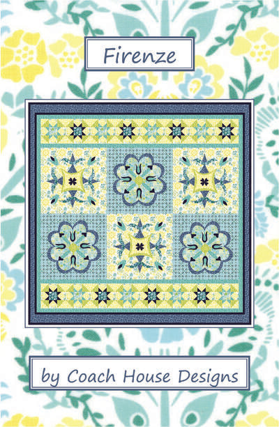 Firenze Digital Pattern