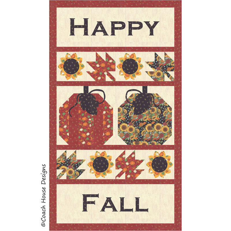 Happy Fall Digital Pattern