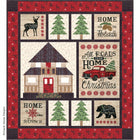 Home for Christmas Digital Pattern