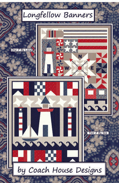 Longfellow Banners Digital Pattern