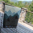 Mountainview Digital Pattern