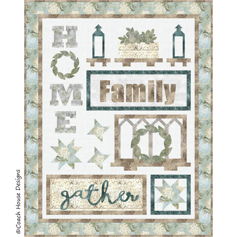 My Farmhouse Wall Digital Pattern
