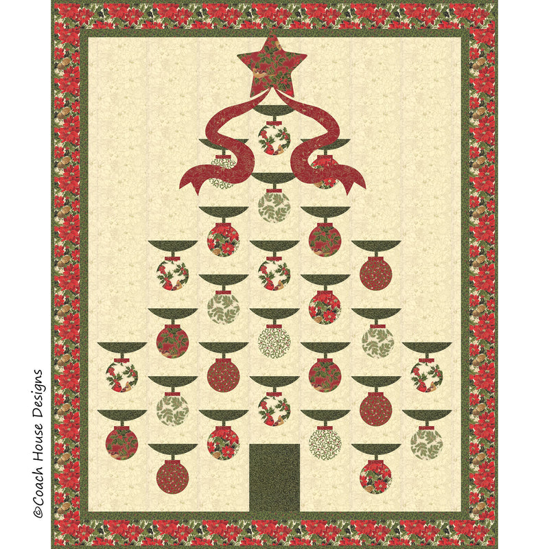 O Christmas Tree Digital Pattern
