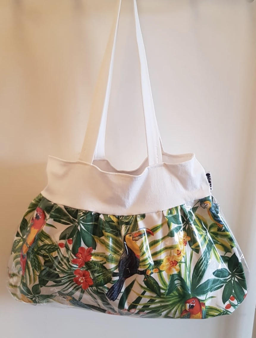 "Sac de plage Aldino ""JUNGLE"""