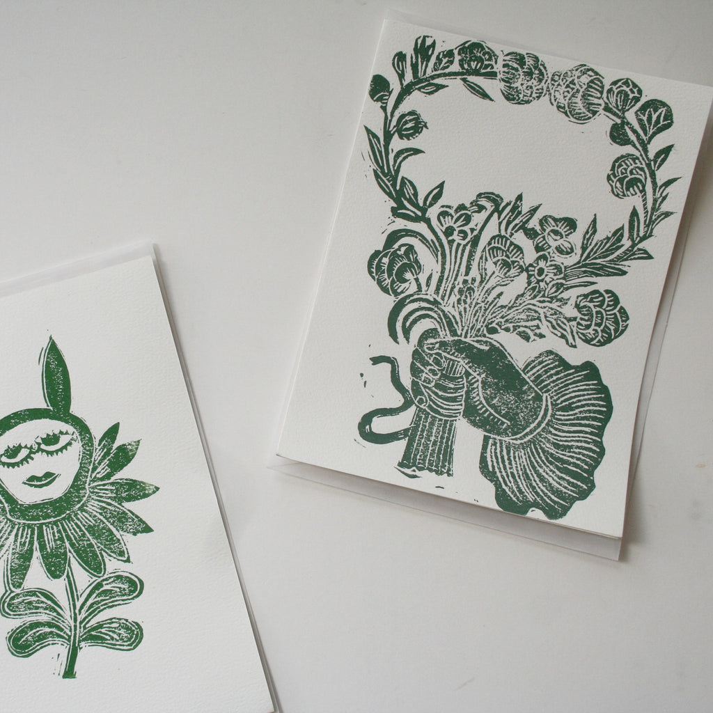 Lauren McIntosh Block Prints
