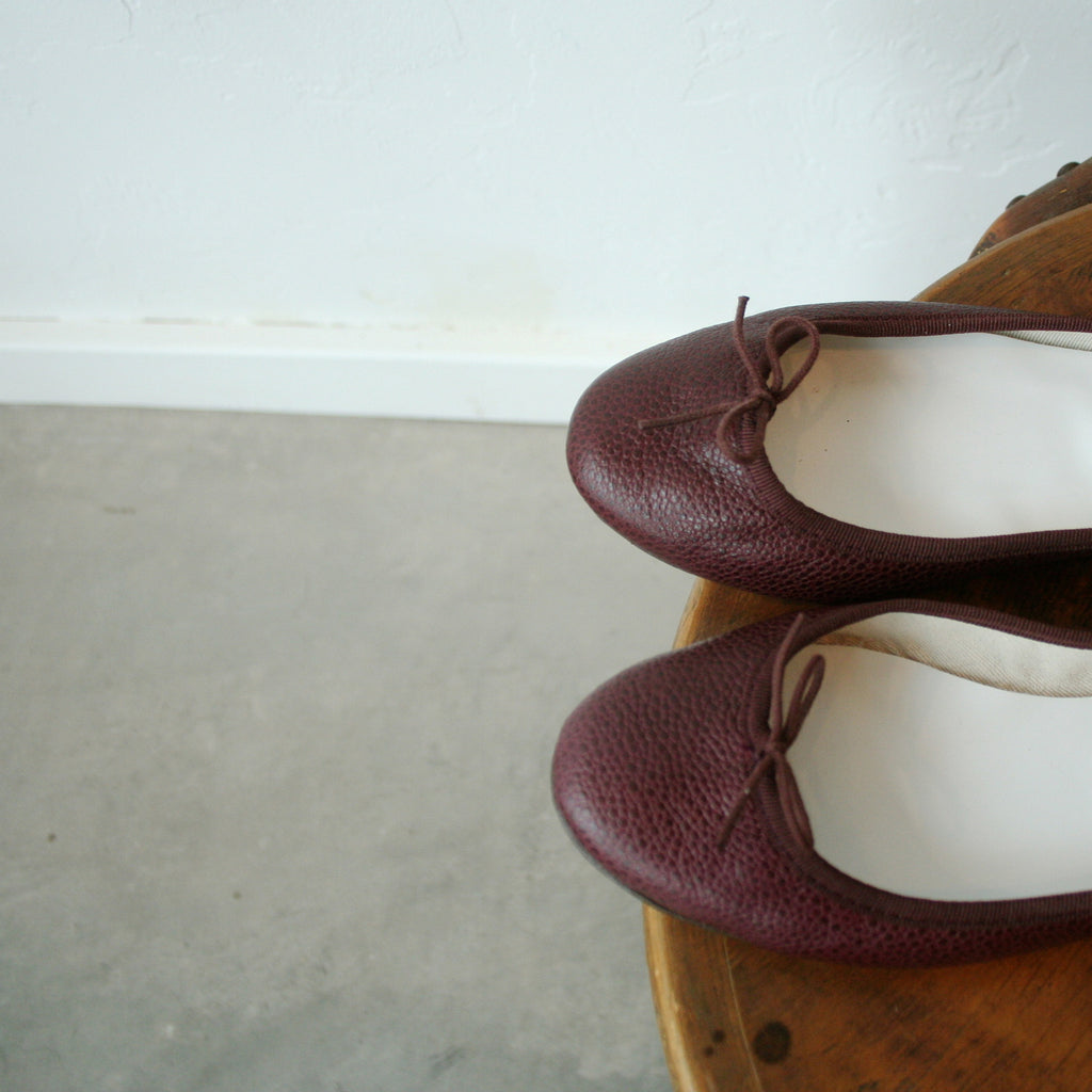 Dark Brown Repettos
