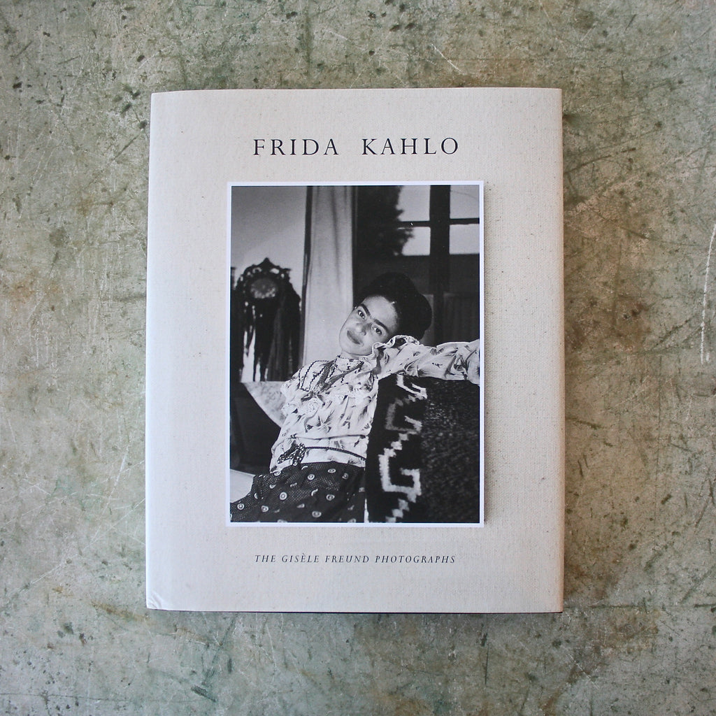 Frida Kahlo - The Gisèle Freund Photographs