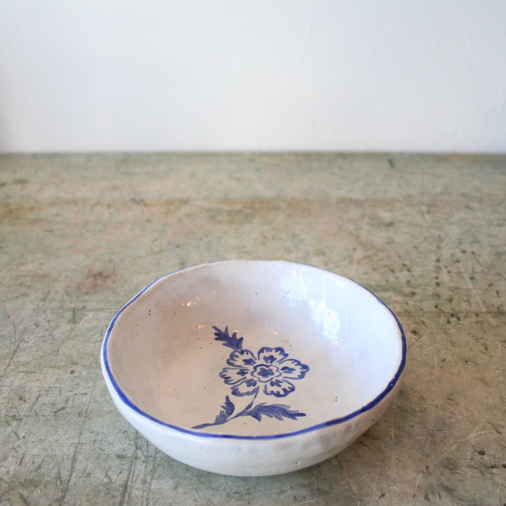 Alix Soubiran Bowl, Flower
