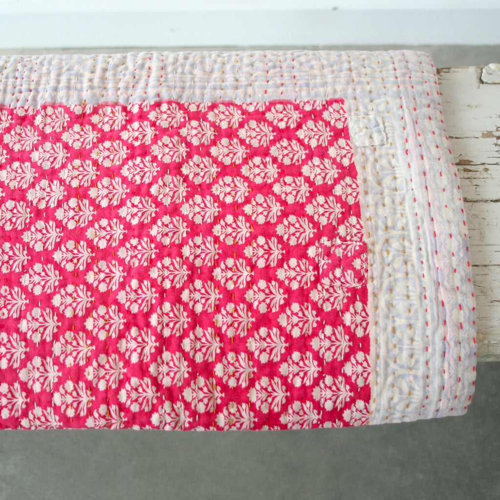 Jeanette Farrier One of a Kind Throw