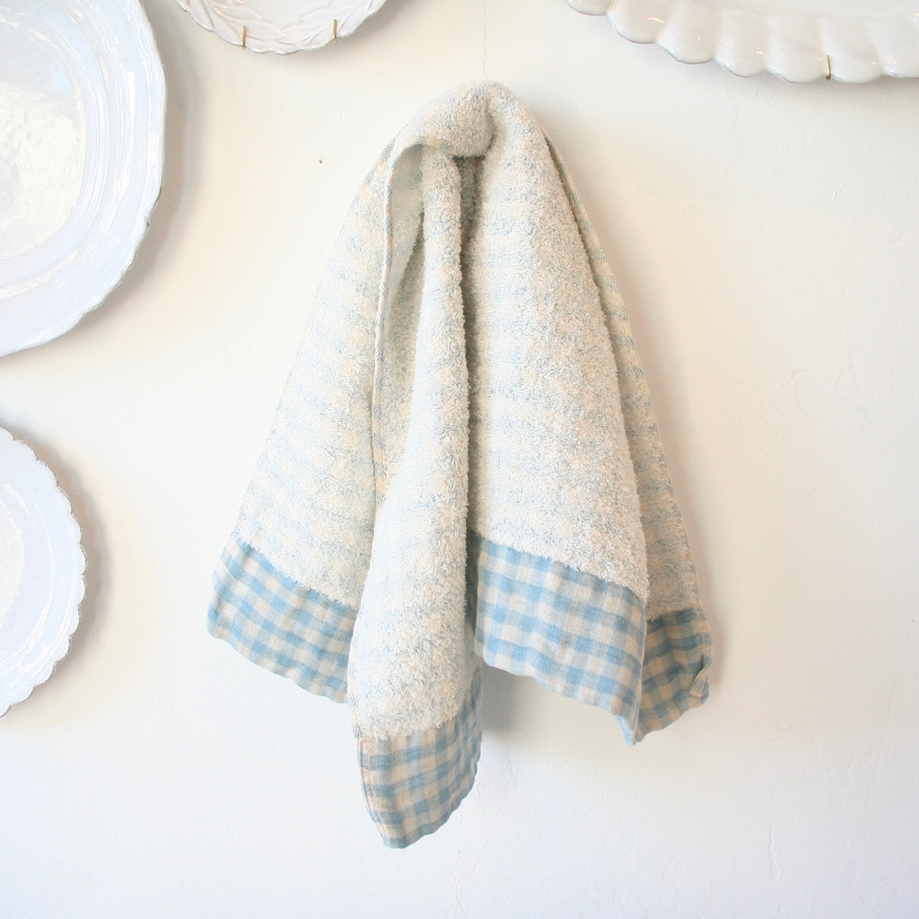 Linen & Cotton Pile Towels