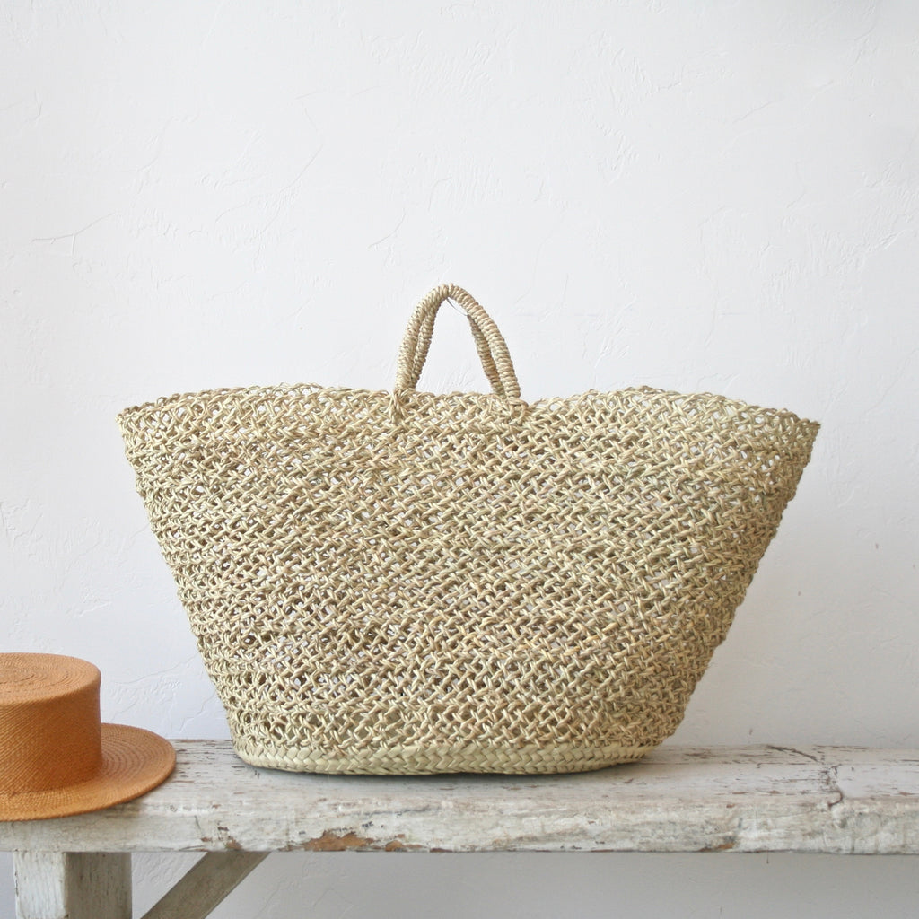Medium Straw Bag