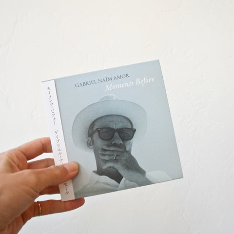 Gabriel Naïm Amor - Moments Before CD - Japanese Import