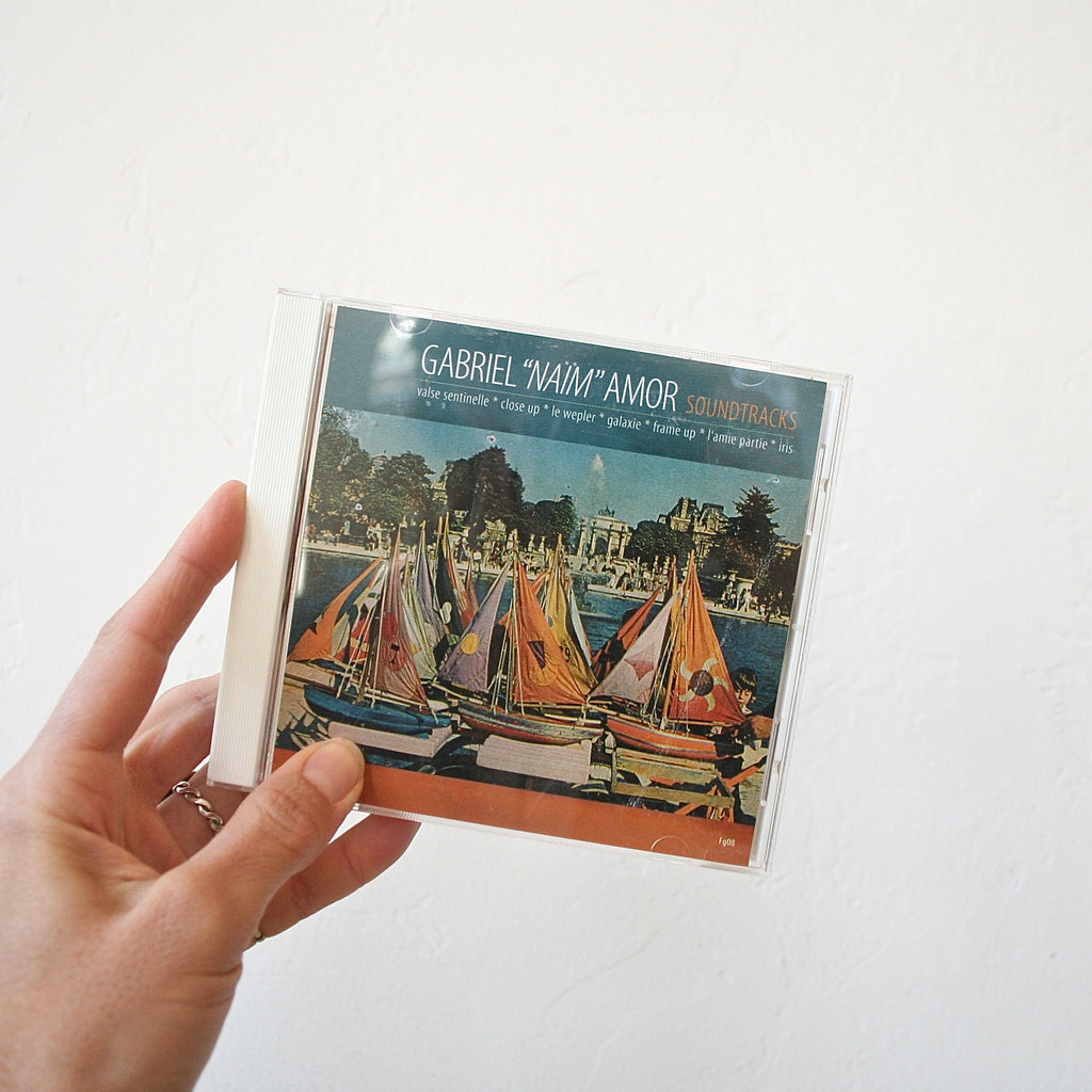 Gabriel Naïm Amor - Soundtracks Volume I CD