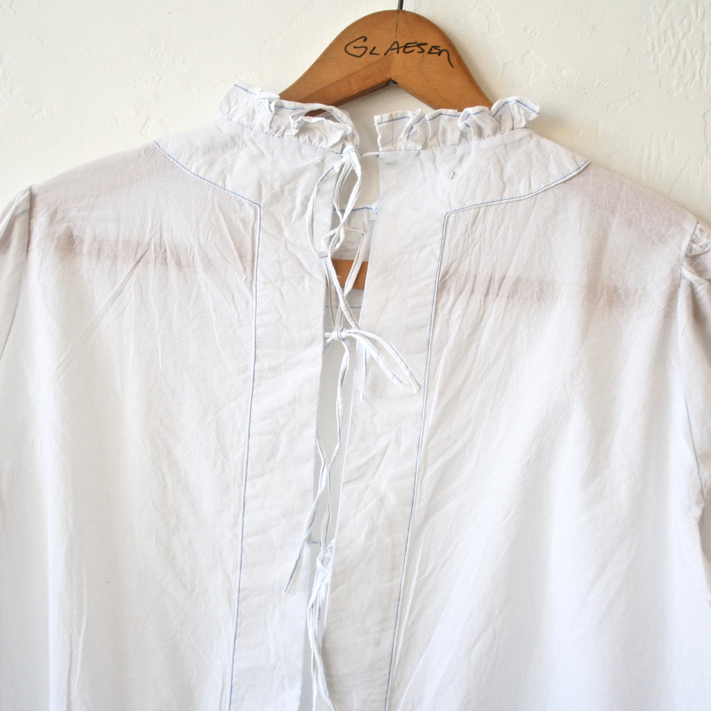 Karu Gather Waist Shirt