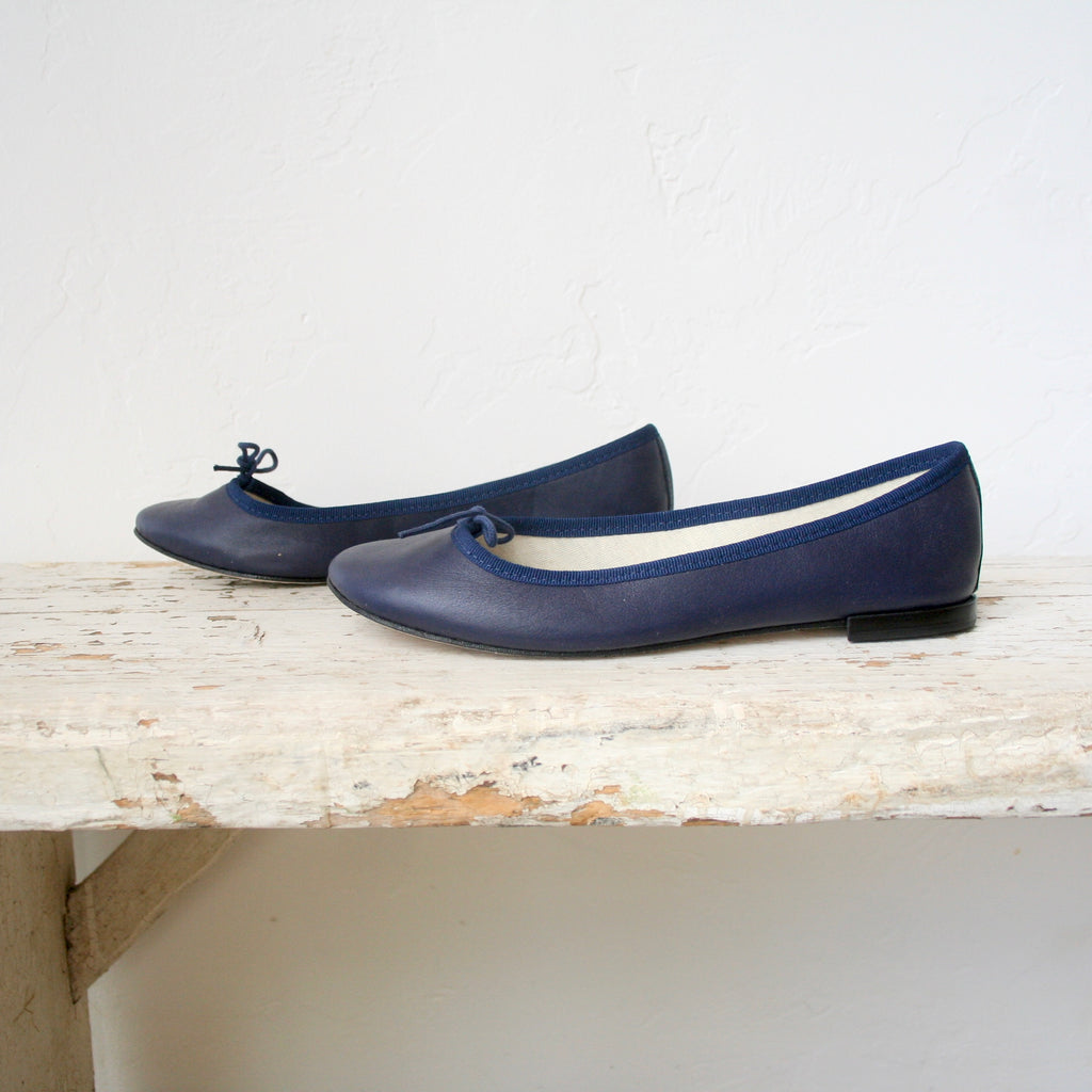 Repetto Ballerinas - Navy