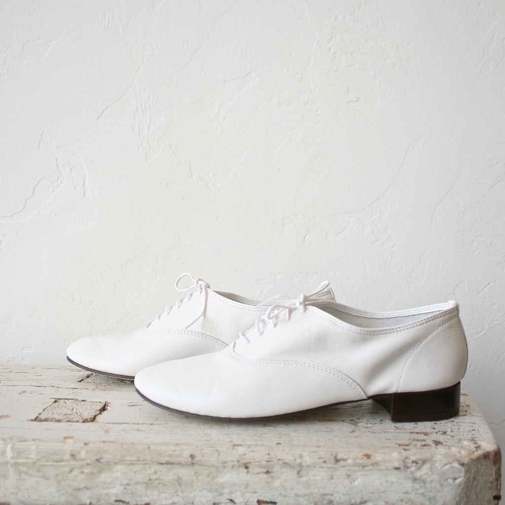 Repetto Jazz Shoes - White