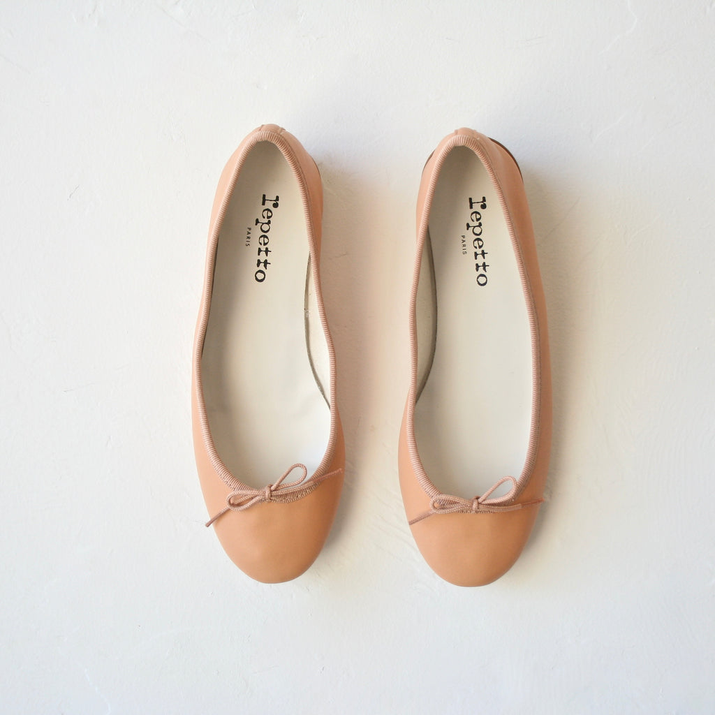 Repetto Ballerinas - Nude